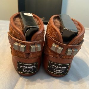 Limited Edition Star Wars UGG Boots 6-12 Months